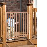 Cardinal Gates SS30AODBRW Stairway Special Outdoor - Brown