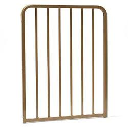 Cardinal Gates BX2BRW 21 3/4 Inch Extension for the SS30A & MG15 Safety Gates - Brown