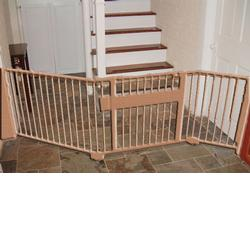 Cardinal Gates VG65 Versagate - Light Oak
