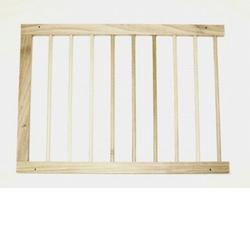 Cardinal Gates SGXN Step Over Gate Extension - Natural
