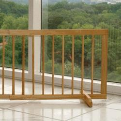 Cardinal Gates SGXO Step Over Gate Extension - Oak