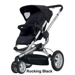 Quinny CV155RKB Buzz 3 Stroller - Rocking Black