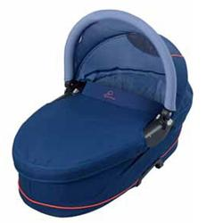 Quinny BT042EEB Dreami Bassinet Electric Blue
