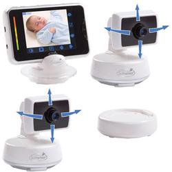 Summer Infant 02000KIT BabyTouch Digital Video Monitor with 2 cameras