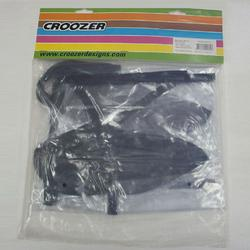 Croozer 01101110, Rain Cover Kid for 1