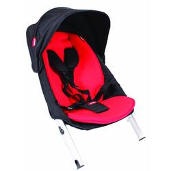 Phil and Teds VDKV211200 Phil &Teds Vibe 2 Stroller Doubles Kit - Red