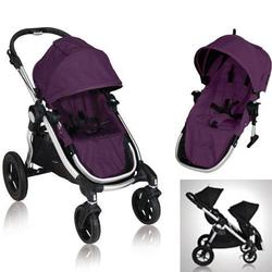 Baby Jogger 81268KIT2, City Select Stroller with Second Seat - Amethyst