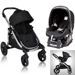 Baby Jogger 81260KIT3, City Select Stroller with Car Seat - Onyx