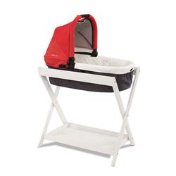 UPPAbaby 0085W, Vista Bassinet Stand - White