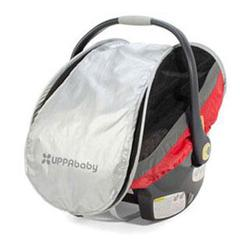 UPPAbaby 0080R, Cabana Car Seat Shade Denny (Red)