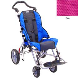 Convaid CX10 903314-903759 Cruiser Cordura 30 Degree Fixed Tilt Wheelchair - Pink