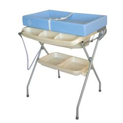 Baby Diego JBP-LB Baby Bath and Changing Table Posh - Blue