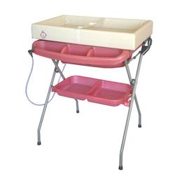 Baby Diego JBP-LPK Baby Bath and Changing Table Posh - Pink