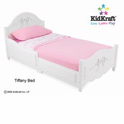 KidKraft 86821 Tiffany Toddler Bed
