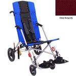 Convaid CX18 902594-903852 Cruiser Cordura 30 Degree Fixed Tilt Wheelchair Stroller - Deep Burgundy
