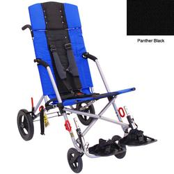 Convaid CX18 902594-903854 Cruiser Cordura 30 Degree Fixed Tilt Wheelchair Stroller - Panther Black