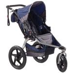 BOB ST1021, Revolution SE Single Stroller with Diaper Bag - Navy