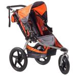 BOB ST1022, Revolution SE Single Stroller with Diaper Bag - Orange