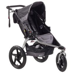 BOB ST1023, Revolution SE Single Stroller - Black