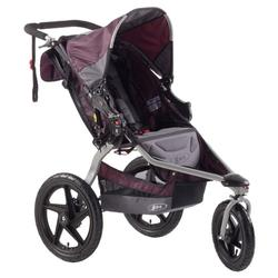 BOB ST1024, Revolution SE Single Stroller - Plum