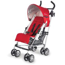 UPPAbaby 0083-DNY, Denny G-LUXE  Stroller - Red