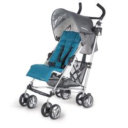 UPPAbaby 0083-SBY, 2011 Sebby G-LUXE Stroller - Teal