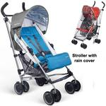 UPPAbaby Sebby G-LUXE Stroller with Rain cover -  Sebby