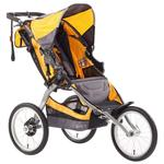 BOB ST1006, Ironman Single Stroller - Yellow