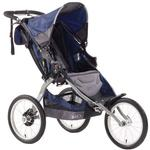 BOB ST1007, Ironman Single Stroller - Navy