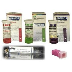 Cardio Chek Refill Cholesterol Kit includes test strips(total,hdl,trig), capillaries, and lancets