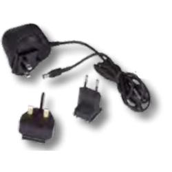 Chatillon SPK-DFX-UBE Battery Eliminator, US, EU, UK Plug Adapter