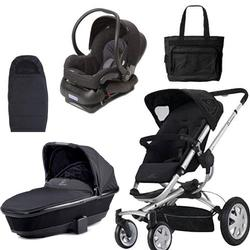 Quinny Buzz 4 Complete Collection - Rocking Black