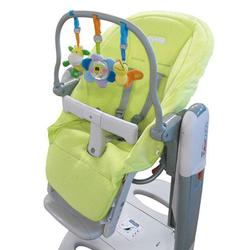 Peg Perego IAKTAB00-IN34 Tatamia Accessories Kit - Verde/Plush, Soft mint green