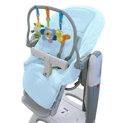 Peg Perego IAKTAB00-IN31 Tatamia Accessories Kit - Azzurro/plush, soft baby blue