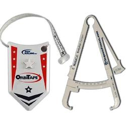 Sequoia MetaCal BodyFat Calipers and OrbiTape Body Mass Tape Measure