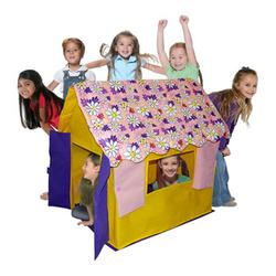 Bazoongi Kids KC-FLH, kid's cottage - Flower House (Non-Woven Material)