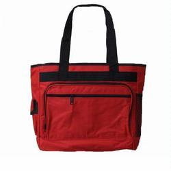 Fashionable Diaper Bag - Red - with the Purchase of any Selected Strollers