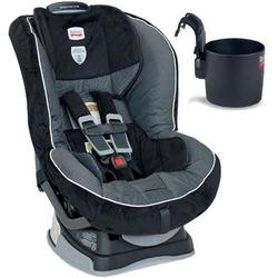 Britax E9LJ51A, Marathon 70-G3 Convertible Child Seat w/ Cup Holder - Onyx