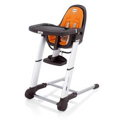 Inglesina AZ90C6OR8/D, Zuma Gray Highchair - Orange