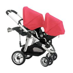 iCandy IC132/IC213 Pear stroller Flavour Edition - Redcurrant