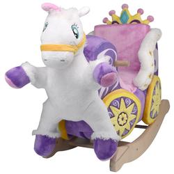 Rockabye 85032, Princess Carriage Toy Rocker
