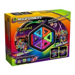 MagneticCity 63074, Magformers Carnival Set