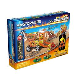 MagneticCity 63080, Magformers XL Cruisers Construction Set