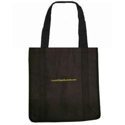 Tote Carry Bag  in Black - Promo Restrictions Apply