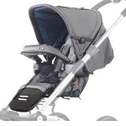 Mutsy 4Rider- Seat Only in  Cargo Grey