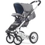 Mutsy 4Rider Light Stroller - Cargo Grey