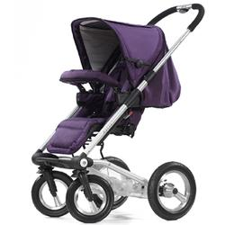 Mutsy 4Rider Single Spoke Stroller  - Team Purple