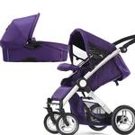 Mutsy TRANSRED-COPPL-KIT Transporter Range Stroller System - Purple