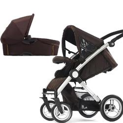 Mutsy TRANSRED-COBRN-KIT Transporter Range Stroller System - Brown