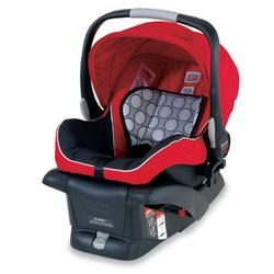 Britax E9LE53B - B-Safe Infant Car Seat in Red
